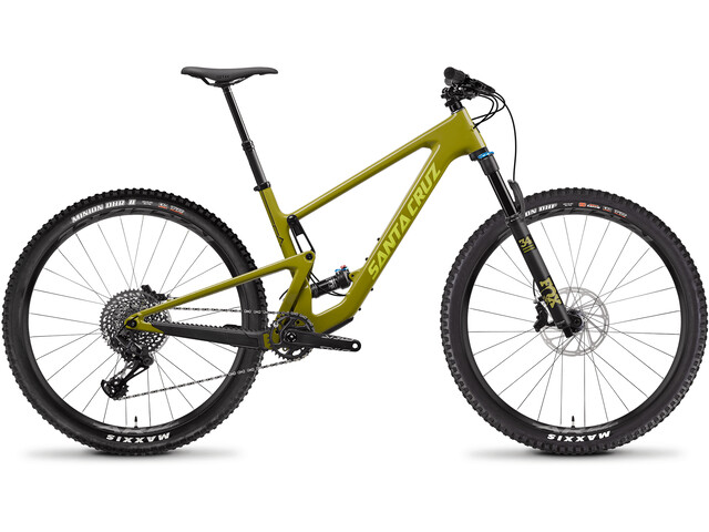 Santa Cruz Tallboy 4 C S-Kit, Rocksteady Yellow/Yellow